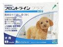犬用 フロントラインプラス S (5kg〜10kg) 6ピペット 【動物用医薬品】【ノミ・ダニ・シラミ駆除】【HLS_DU】