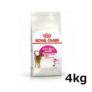●ロイヤルカナン アロマ エクシジェント 4kg 食事のこ