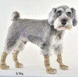 【メール便OK】【犬用】【雨】【靴】【レインシューズ】DOGブーツ 4本セット XS