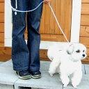 【リード】【小型犬用】ハートチャームリード SS