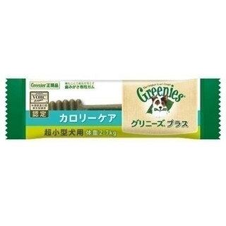 【グリニーズ プラス】カロリーケア 超小型(2〜7kg)1本