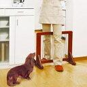 [ペット ゲート フェンス ゲート]木製ペットゲートPG-60[柵・ペットフェンス・木製・ゲート・アイリスオーヤマ・室内・仕切り・室内犬・小型犬・小型・屋内]