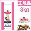 [ドッグフード ヒルズ]Hill's ヒルズ サイエンス・ダイエットシニア 小型犬用 高齢犬用 3kg[TP]【TC】