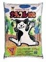 ショッピング猫砂 スーパーキャット ナチュラル100 8L [LP] 【TC】 楽天