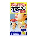 小林製薬 カゼピタンハップ のどサイズ 8枚d.s.n(風邪、くしゃみ、鼻づまり、のど)【D】