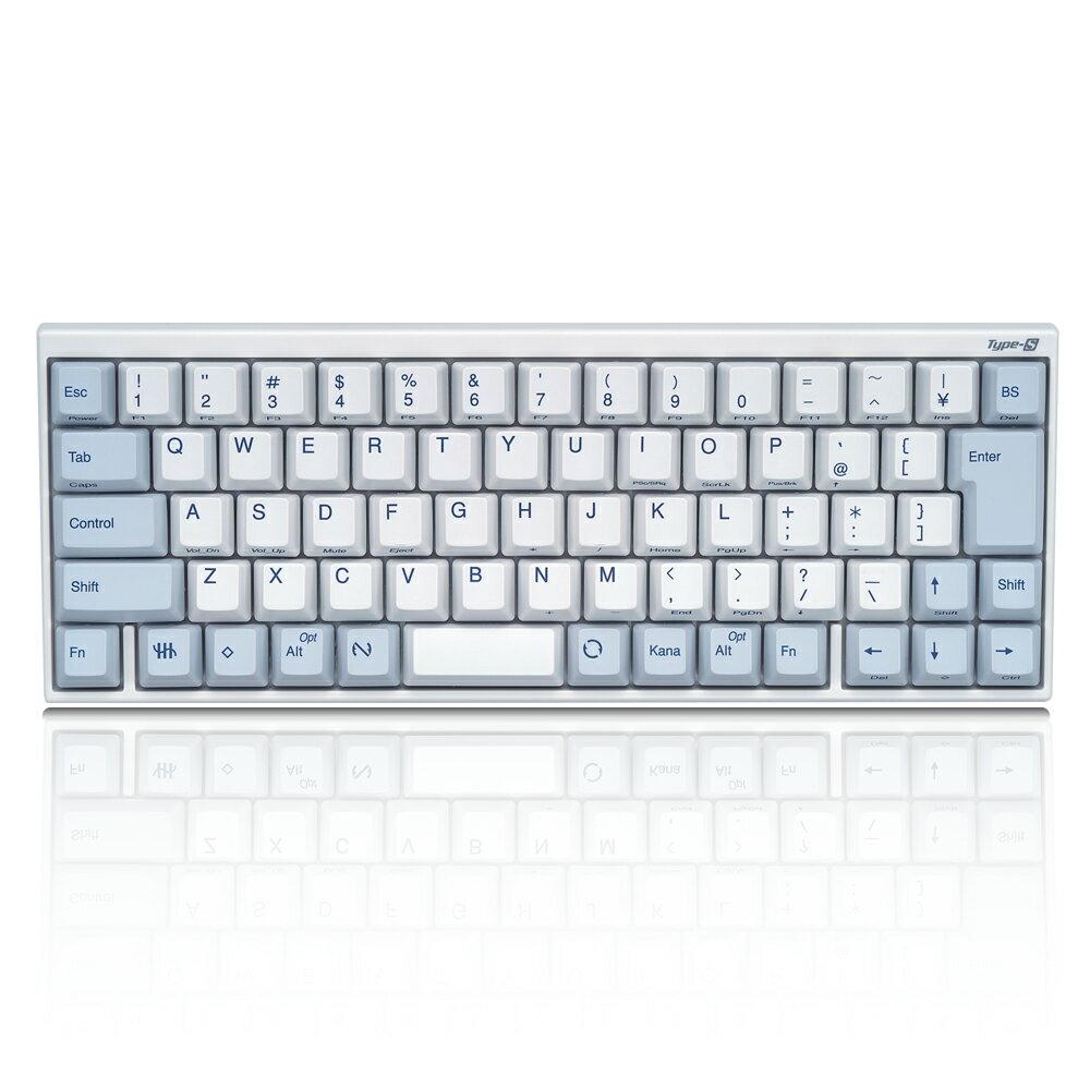 【送料無料】PFU製Happy Hacking Keyboard Professional JP Type-S 白(日本語配列キーボード)PD-KB420WS