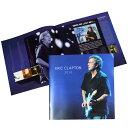 ERIC CLAPTON エリッククラプトン (生誕75周年記念 ) - コンサート会場限定商品 2010 North American ツアー・プログラム / パンフレット