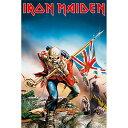 IRON MAIDEN アイアンメイデン (PowerSlave発売35周年記念 ) - Trooper / ポスター 【公式 / オフィシャル】