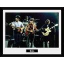 BEATLES ビートルズ (Let It Be 50周年記念 ) - REVOLUTION / 額入りフォトボード / インテリア額 【公式 / オフィシャル】