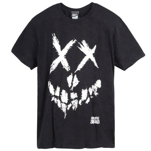 SUICIDE SQUAD スーサイドスクワッド - SKULL / Tシャツ / メンズ 【公式 / オフィシャル】