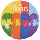 BEATLES ビートルズ (Let It Be 50周年記念 ) - Stripes / バッジ 【公式 / オフィシャル】