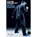 ELVIS PRESLEY エルヴィスプレスリー (デビュー65周年記念 ) - Blue Suede Shoes / ポスター 【公式 / オフィシャル】