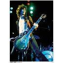 LED ZEPPELIN レッドツェッペリン (ジョン・ボーナム追悼40周年 ) - Jimmy Page Los Angeles 1972 / ポスター 【公式 / オフィシャル】