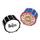 BEATLES ビートルズ (Let It Be 50周年記念 ) - Drums Ceramic Salt & Pepper Set / 食器・グラス 【公式 / オフィシャル】