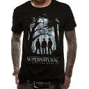 SUPERNATURAL スーパーナチュラル - Group Outline / Tシャツ / メンズ 【公式 / オフィシャル】