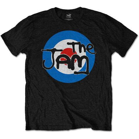 JAM ザ・ジャム - TARGET LOGO WITH SOFT HAND INKS / Tシャツ / メンズ 【公式 / オフィシャル】