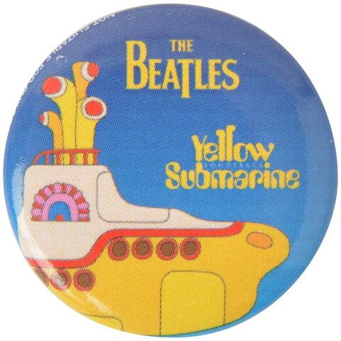 BEATLES ビートルズ - Yellow Submarine / バッジ 【公式 / オフィシャル】