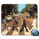 BEATLES ビートルズ (Let It Be 50周年記念 ) - ABBEY ROAD MOUSE PAD / マウスパッド 【公式 / オフィシャル】