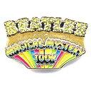ショッピングTOUR BEATLES ビートルズ (Let It Be 50周年記念 ) - MAGICAL MYSTERY TOUR / メタル・ピンバッジ / バッジ 【公式 / オフィシャル】