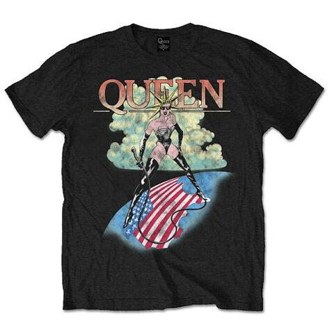 QUEEN クイーン (結成50周年記念 ) - Mistress / Tシャツ / メンズ 【公式 / オフィシャル】