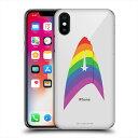 STAR TREK スタートレック (放送55周年 ) - Delta Pride ハード case / iPhoneケース 【公式 / オフィシャル】