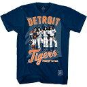 KISS キッス (来日記念 ) - Detroit Tigers Dressed to Kill / Tシャツ / メンズ 【公式 / オフィシャル】