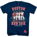 KISS キッス (来日記念 ) - Boston Red Sox Dressed to Kill / Tシャツ / メンズ 【公式 / オフィシャル】