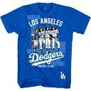 KISS キッス (来日記念 ) - Los Angeles Dodgers Dressed to Kill / Tシャツ / メンズ 【公式 / オフィシャル】