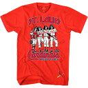 KISS キッス (来日記念 ) - St. Louis Cardinals Dressed to Kill / Tシャツ / メンズ 【公式 / オフィシャル】