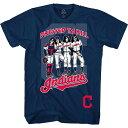 KISS キッス (来日記念 ) - Cleveland Indians Dressed to Kill / Tシャツ / メンズ 【公式 / オフィシャル】