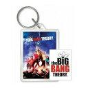 ショッピングbigbang BIG BANG THEORY ビッグバンセオリー - Season 5 / キーホルダー 【公式 / オフィシャル】