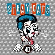 STRAY CATS ストレイキャッツ (結成40周年 ) - 40 (初回限定盤)【CD+Tシャツ】 / CD・DVD・レコード