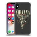 NIRVANA ニルヴァーナ - In Utero ハード case / iPhoneケース 【公式 / オフィシャル】