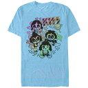 KISS キッス - Rocker Bears / Tシャツ / メンズ 【公式 / オフィシャル】