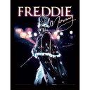 QUEEN クイーン (結成50周年記念 ) - Freddie Mercury / Royal Portrait / 額入りフォトボード / インテリア額 【公式 / オフィシャル】