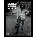 BOB MARLEY ボブマーリー (生誕75周年 ) - Rebel Music / 額入りフォトボード / インテリア額 【公式 / オフィシャル】