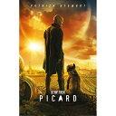 STAR TREK スタートレック (放送55周年 ) - Picard (Picard Number One) / ポスター 【公式 / オフィシャル】