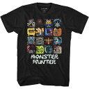 MONSTER HUNTER モンスターハンター (映画『MONSTER FUNTER』公開 ) - SYMBOLS / Tシャツ / メンズ 【公式 / オフィシャル】