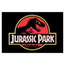 JURASSIC PARK ジュラシックパーク (出版30周年記念 ) - Classic Logo / ポスター