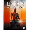 USHER アッシャー Evolution world Tour 2001 / パンフレット