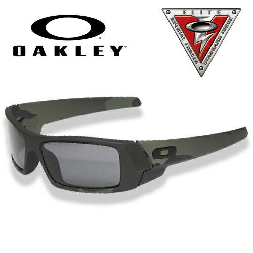【送料無料】OAKLEY MULTICAM BLACK ガスカン / Polarized Lens 【オークリーマルチカム ブラック GASCAN】メンズ ミリタリー サバイバルゲーム サバゲ アウトドア ポーチ付き ポラライズド 偏光 レンズ