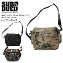 SUBDUED RAVEN POUCH CAMO【サブデュー...
