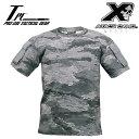 TP タクティカル ポケット Tシャツ / A-TACS GHOST【tactical performance タクティカル・パフォーマンス pocket t-shirts/エータック..