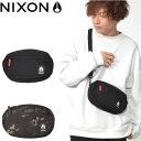 ショッピングnixon 送料無料 限定 ショルダーバッグ NIXON ニクソン PETTY SMALL SLING BAG 2L ポーチバック ウエストバッグ ボディバッグ ウエスト ポーチ スリングパック ヒップバッグ メンズ レディース スケート バッグ BAG かばん 鞄 カバン