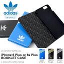 アイフォン6 Plus ケース adidas originals アディダス オリジナルス 折り畳み 手帳型 カード収納 スマホケース iPhone6 Plus i-PHONE6 プラス 携帯電話 スマートフォン アクセサリー