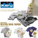 KAVU カブー Tシャツ メンズ レディース 半袖 限定 トートバッグ セット イラスト プリント TEE BAG アウトドア キャンプ