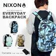 バックパック NIXON ニクソン EVERYDAY BACKPACK リュックサック デイパック パッカブル 持ち運び メンズ レディース かばん 鞄 BAG