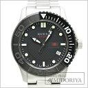 グッチ GUCCI Gタイムレス スポーツ ブラック YA126249 メンズ/33855 【中古】 腕時計