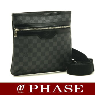 N58028 Louis Vuitton Damier graphite Thomas men's / 18649 fs3gm