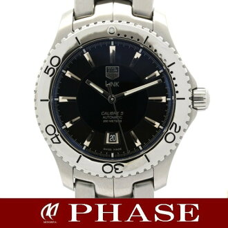 Tag Heuer WJ201A link calibre 5 mens automatic winding / 31676fs3gm